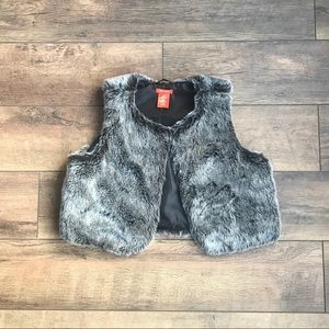 Joe Fresh Faux Fur Vest